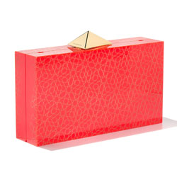 BLACKSEA Medina Clutch Red