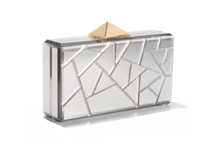 Fragments Minaudiere - SILVER